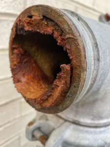 Pipework Restrictions